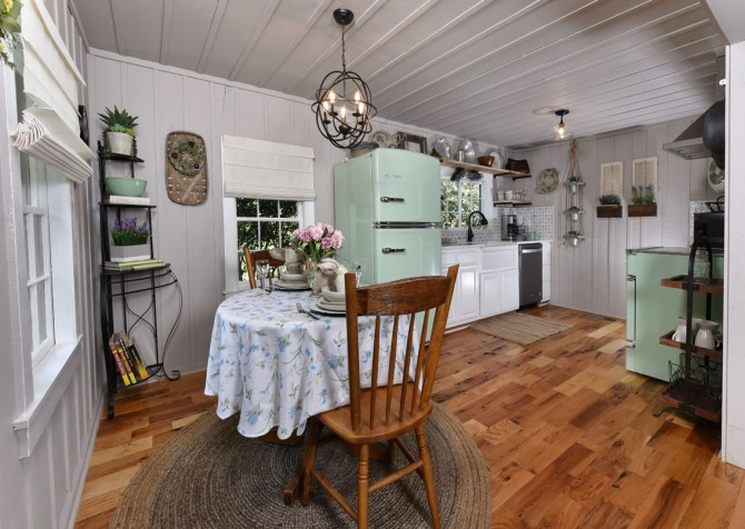 gatlinburg cabin – on the river – kitchen