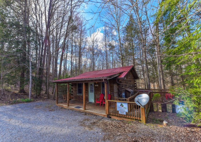 Gatlinburg Cabins - Precious Moments - Exterior