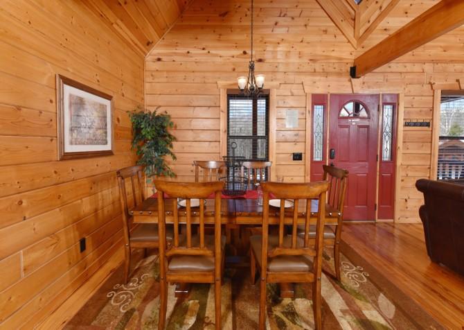 Gatlinburg - Smoky Oak Retreat - Kitchen
