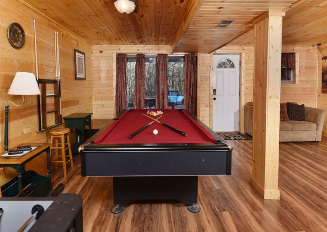 Gatlinburg - The SwimInn Place - Rec Room