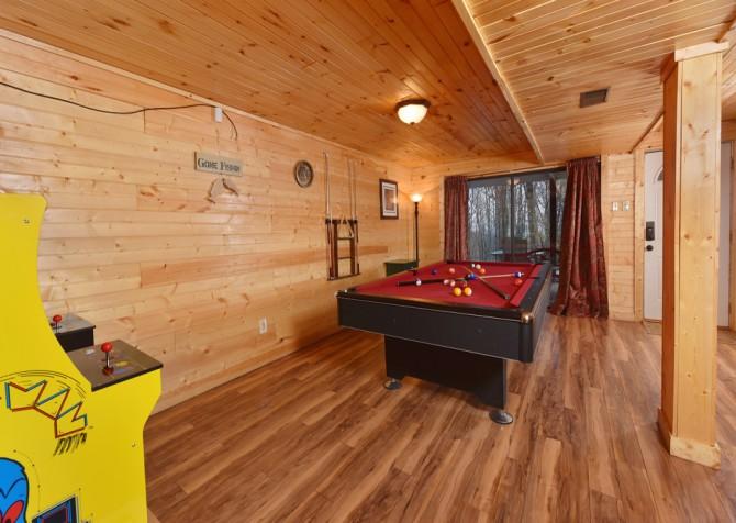 Gatlinburg - The SwimInn Place - Rec Room