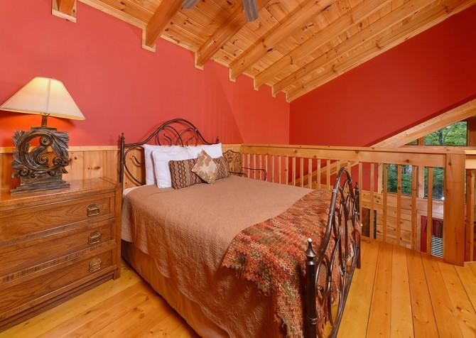 Turning Leaf - Bedroom