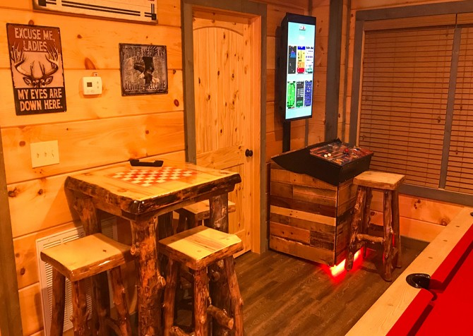 Gatlinburg - Views Above The Rest - Game Table and Games