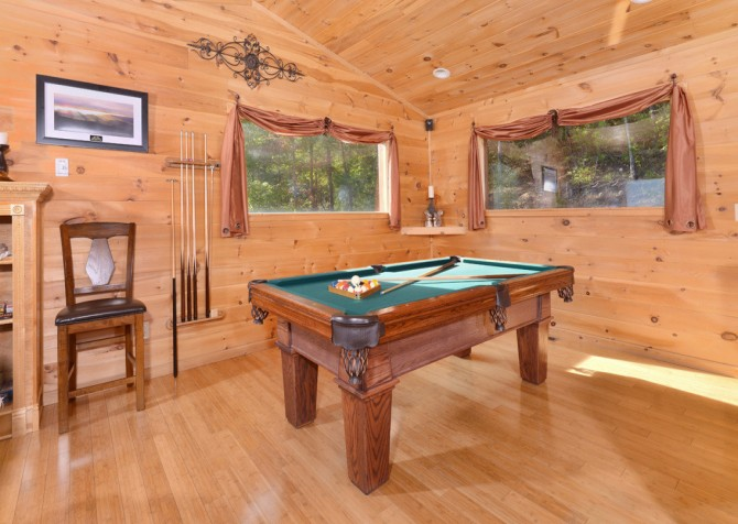 Gatlinburg - A Luxury View - Pool