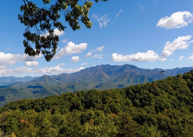 Gatlinburg - A Million Dollar View - View