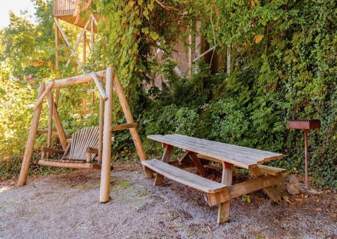 Gatlinburg - Chalet Village Resort - Picnic Area