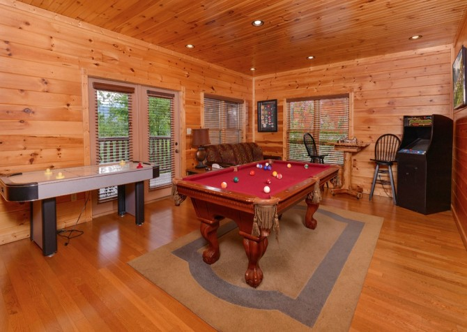 Pigeon Forge - Morning Glory - pooltable