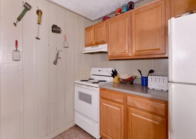Gatlinburg Cabin- On The River – Kitchen