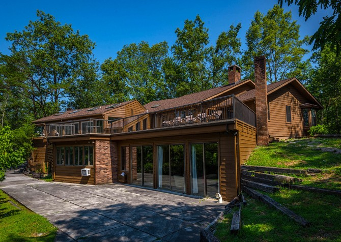 Gatlinburg Cabin- Panorama Point –  Exterior
