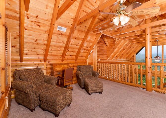 Gatlinburg Cabin - Pinnacle Vista Lodge - Loft