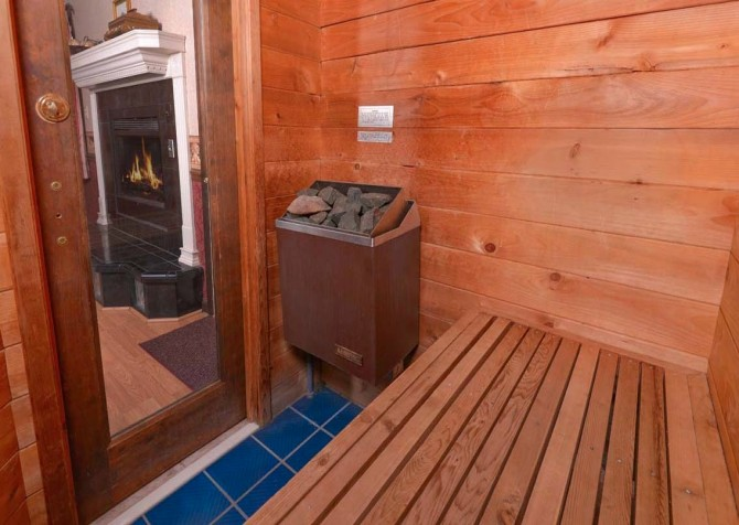 Pigeon Forge - A Romantic Hideaway - Sauna