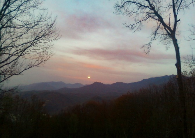 Pigeon Forge - A Romantic Hideaway - View