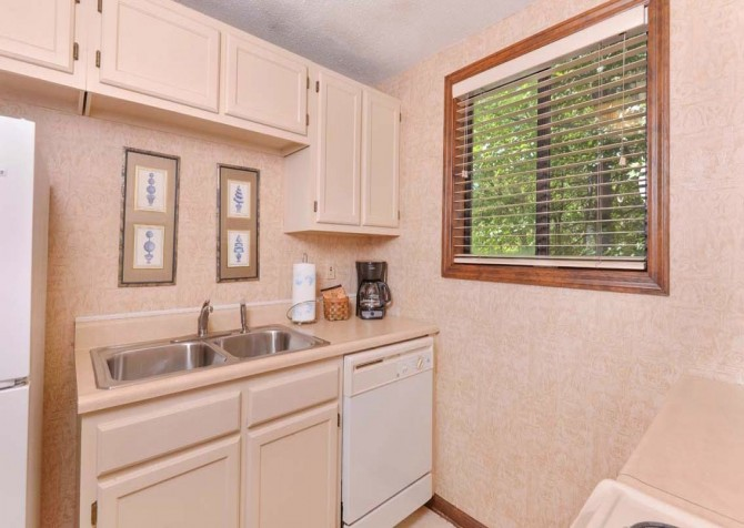 Pigeon Forge - A Romantic Hideaway - Kitchen