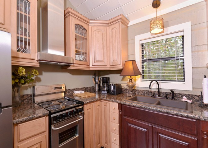Gatlinburg - Seclusion - Kitchen
