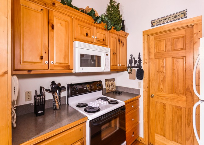 Pigeon Forge - Siesta Ridge - kitchen