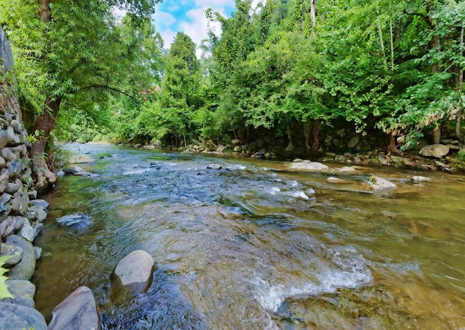 Gatlinburg Cabin - Simone's Cottage - River View