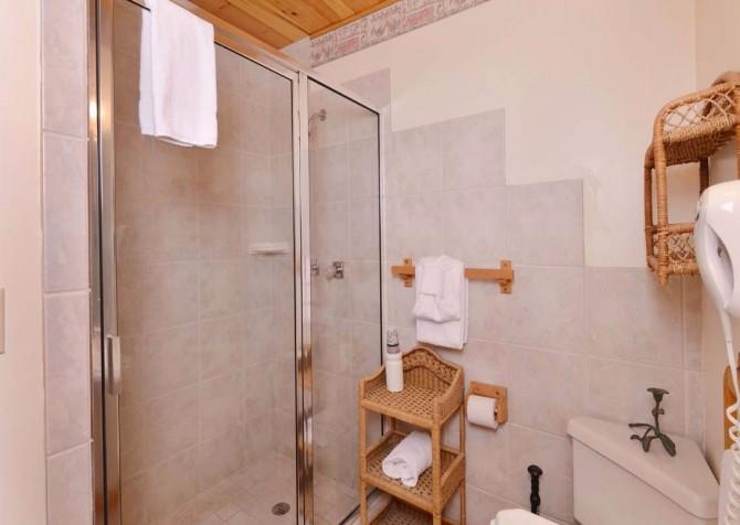 Gatlinburg Squirrel's Nest Bathroom