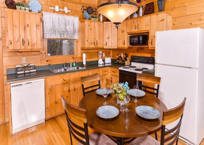 Gatlinburg Sweet Temptations Dining Room