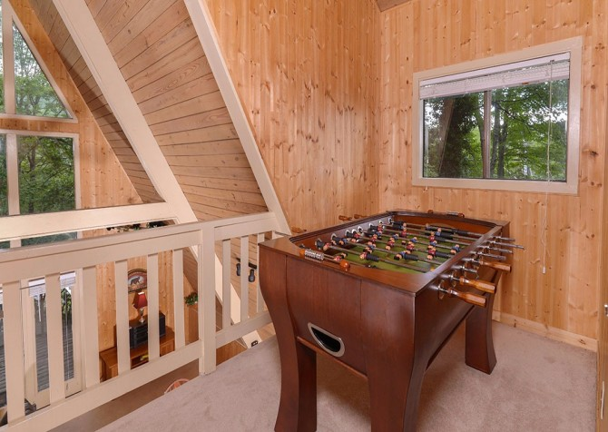 Pigeon Forge - The Raven's Nest - Gameroom