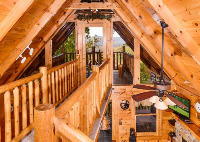 Gatlinburg Tree Tops Loft