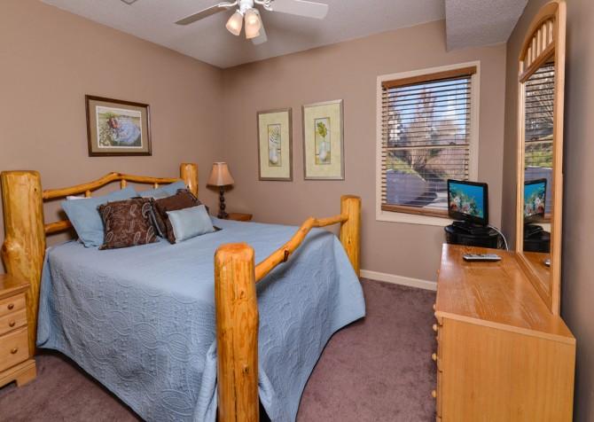 Gatlinburg - Sky High - Bedroom One