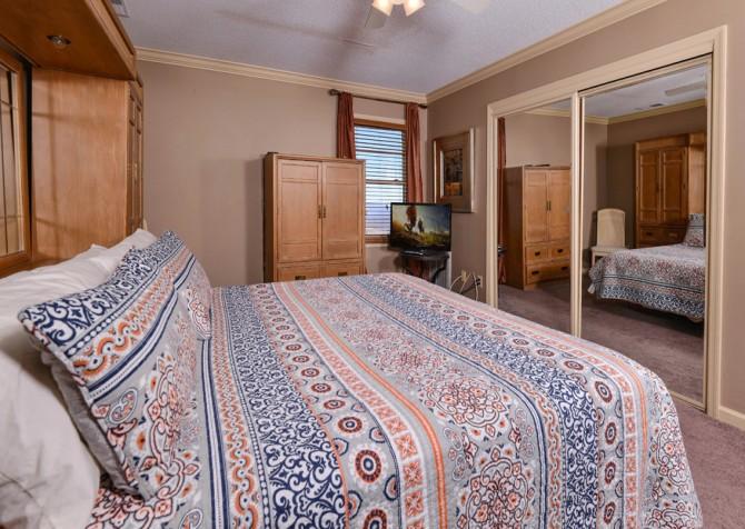 Gatlinburg - Sky High - Bedroom Two TV