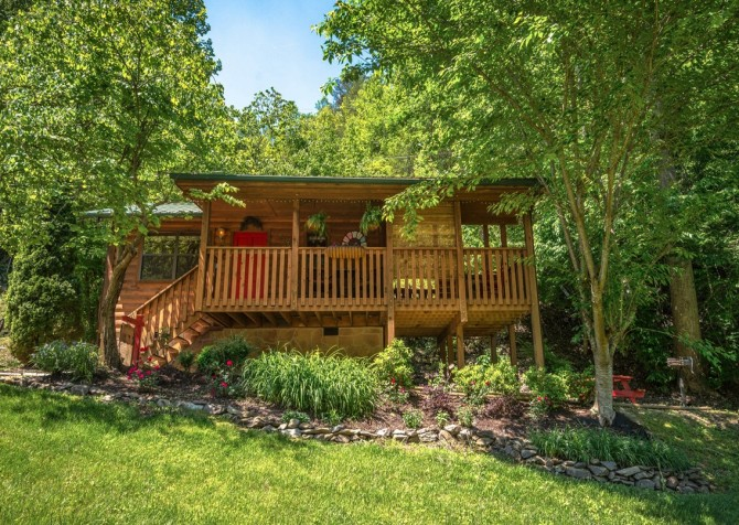 Pigeon forge cabins in pigeon forge tn - 1 bedroom cabins in pigeon forge under 100 ...