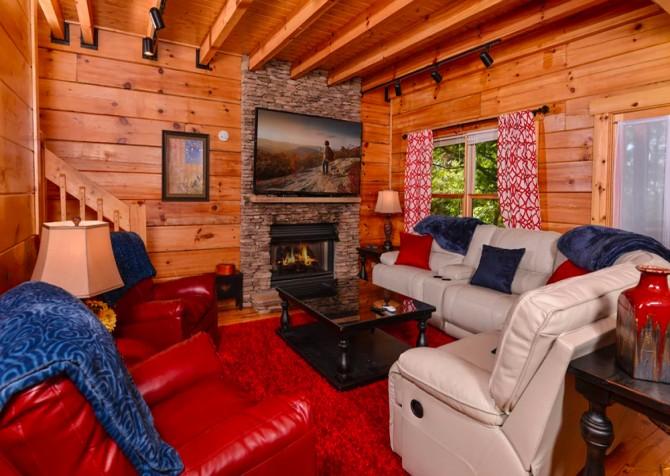 Keaton's Star Spangled Cabin