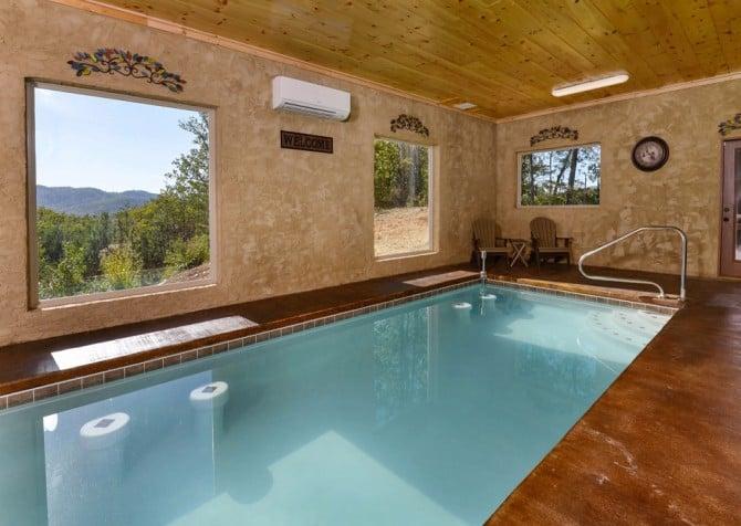 Pigeon Forge Luxury Lodge