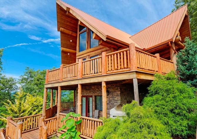 Paul Bunyan's Treehouse