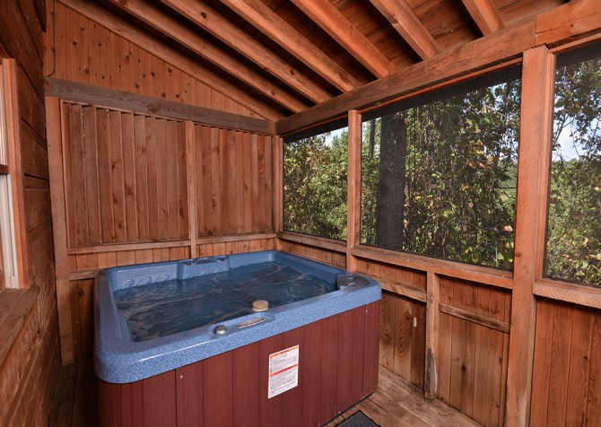 Pigeon Forge - A Perfect Paradise - Hot Tub