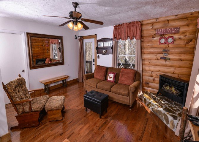 Pigeon Forge - Hillside Hideaway - Living Seating