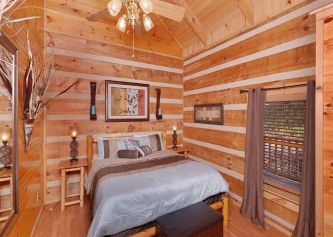 Pigeon Forge - A Sweet Retreat - Bedroom 4