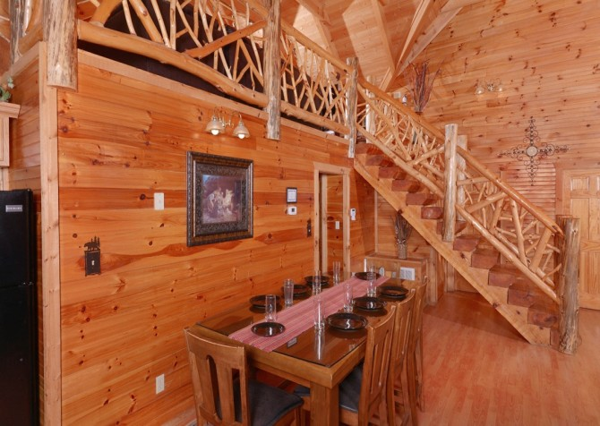 Pigeon Forge - A Sweet Retreat - Dining