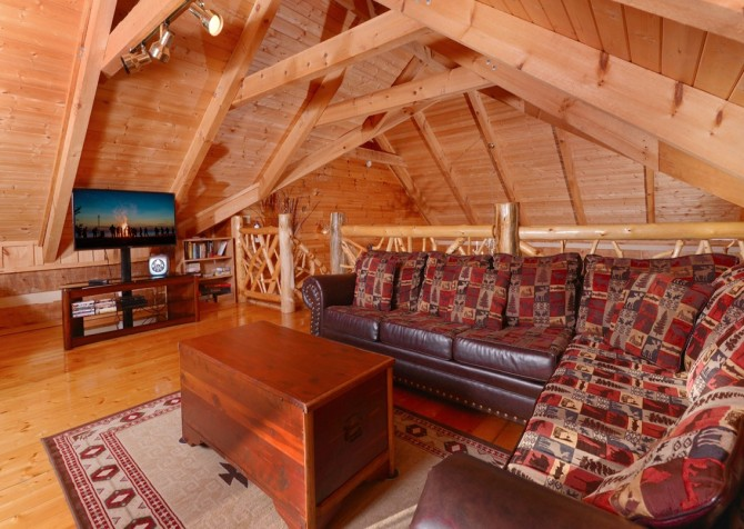Pigeon Forge - A Sweet Retreat - Gameroom Lounge