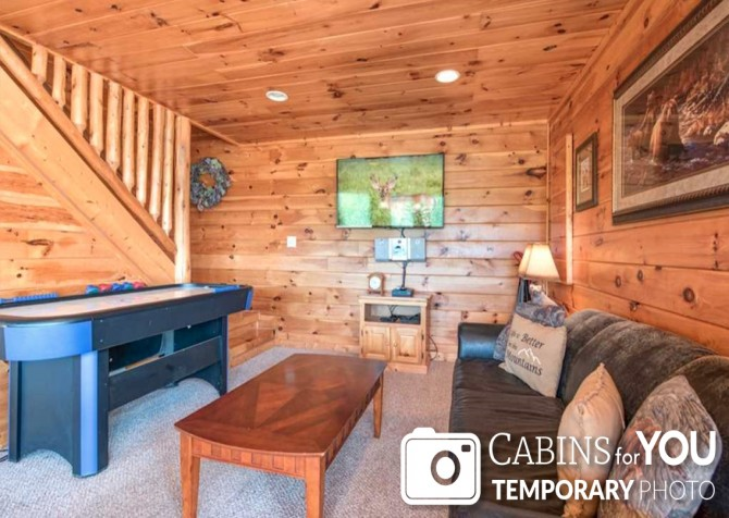 Pigeon Forge - Absolutely Perfect - Rec Room Temp