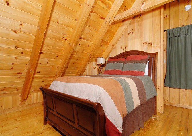 Pigeon forge cabins american heartland - 7 bedroom cabins in pigeon forge ...