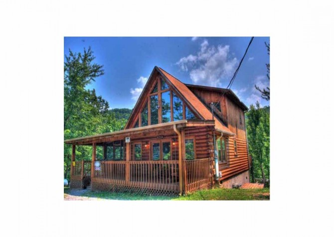 Pigeon Forge - Bear View - Exterior Temp