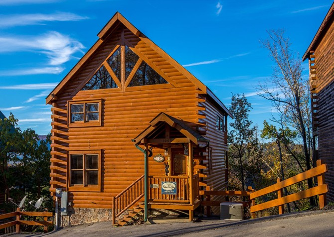 Pigeon Forge Cabins Bearway To Heaven