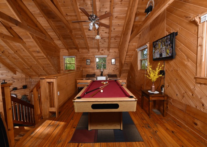 Pigeon Forge - Almost Home - Rec Room