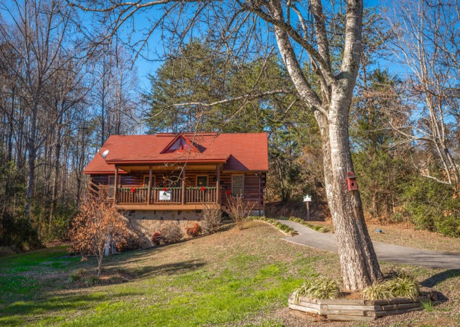 Pigeon Forge - Bear Crossing - Exterior & Yard