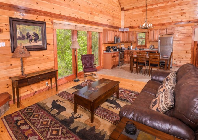 picture rentals lake in big lodging cabin ca cabins bears vacation bear