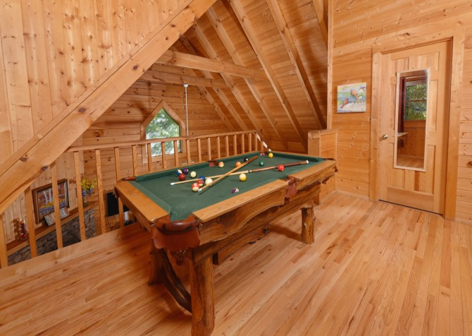Pigeon Forge - Big Chill - Rec Room