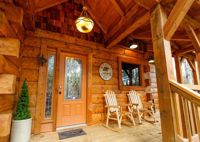 Pigeon Forge cabin - Copper River - Exterior