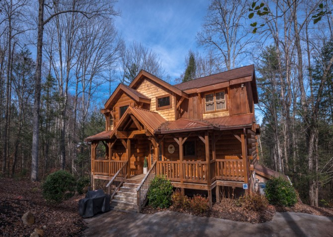 Pigeon Forge - Copper River - Exterior