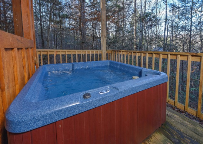 Pigeon Forge - Copper River - Hot Tub