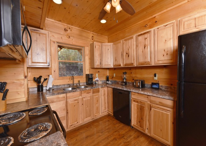 Pigeon Forge - Copper River - Kitchen