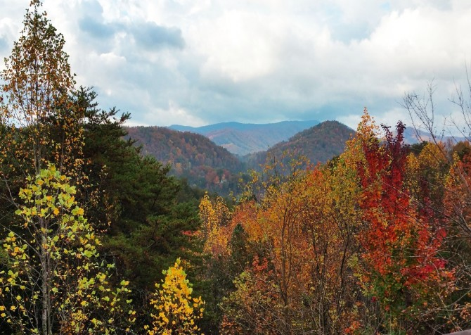 Pigeon Forge - Edge of Paradise - View