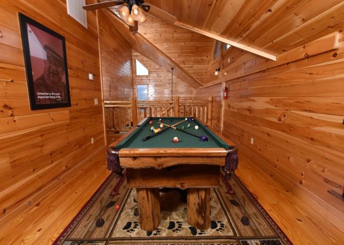 Pigeon Forge - Fitzgerald's Shamrock Chalet - Rec Room