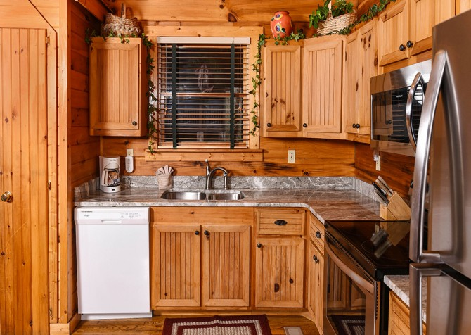 Pigeon Forge – Hacienda – Kitchen Appliances
